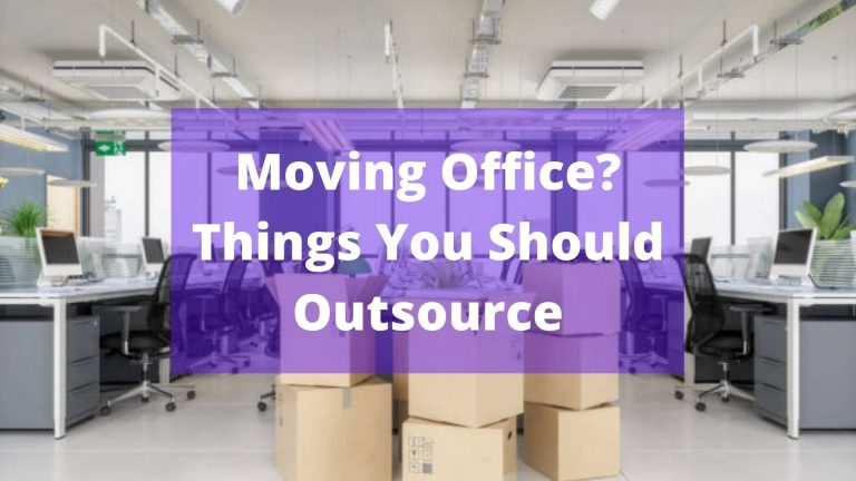 Moving Office